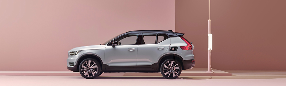 Volvo XC40 Recharge- Groupe Chevalley