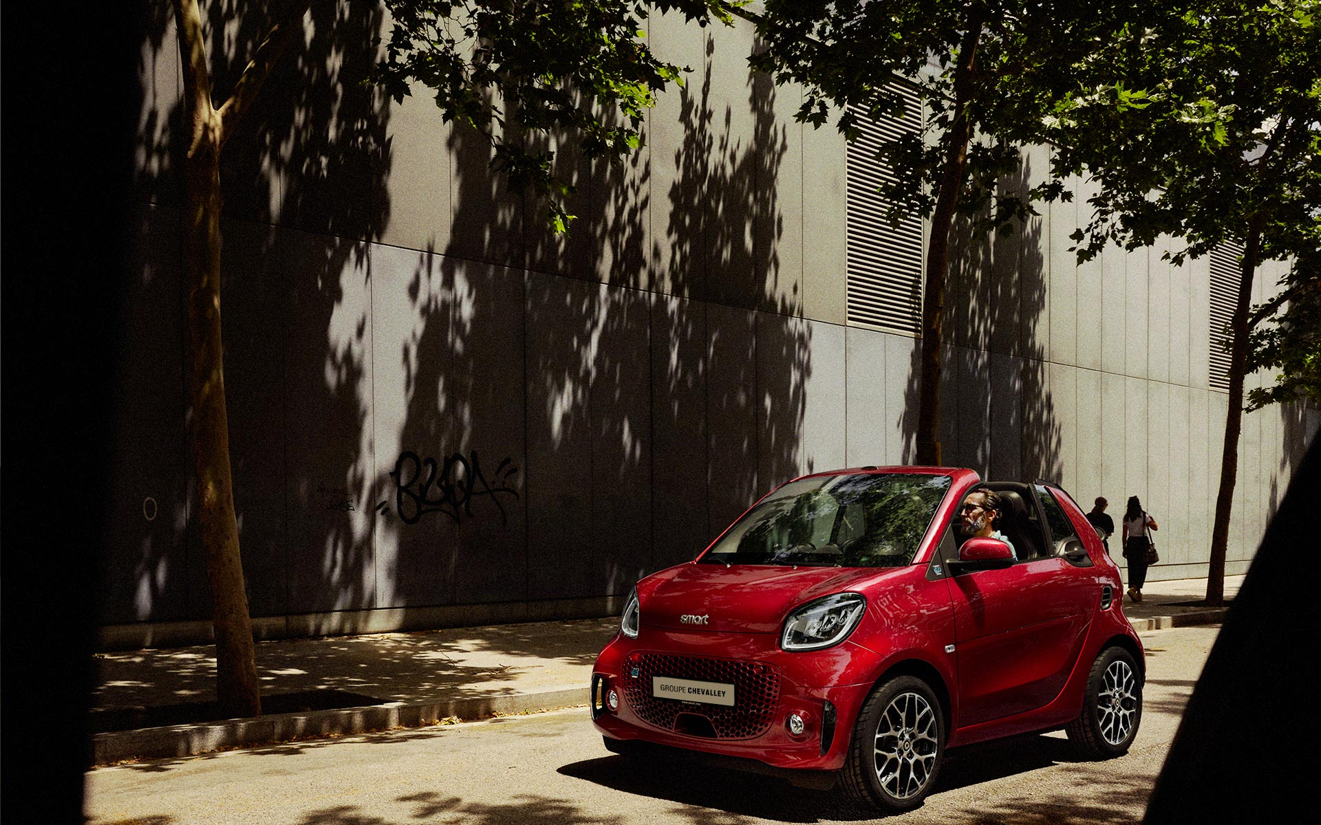 smart EQ fortwo cabriolet 2019 Groupe Chevalley