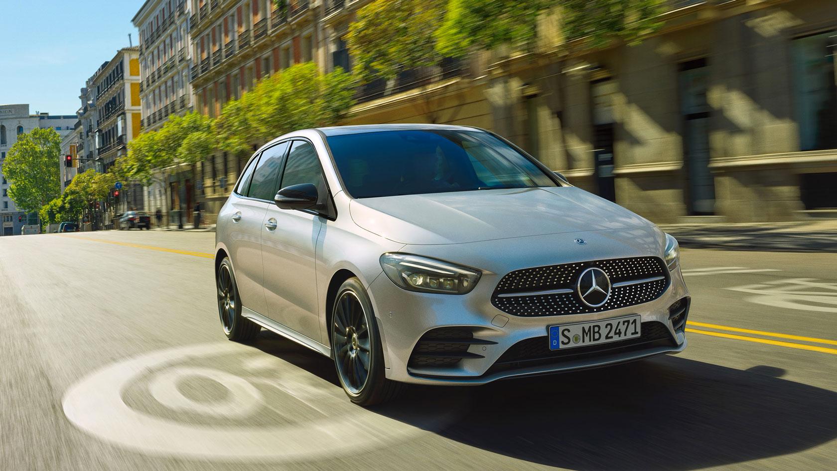 Offres sur Mercedes Breaks & familiales.