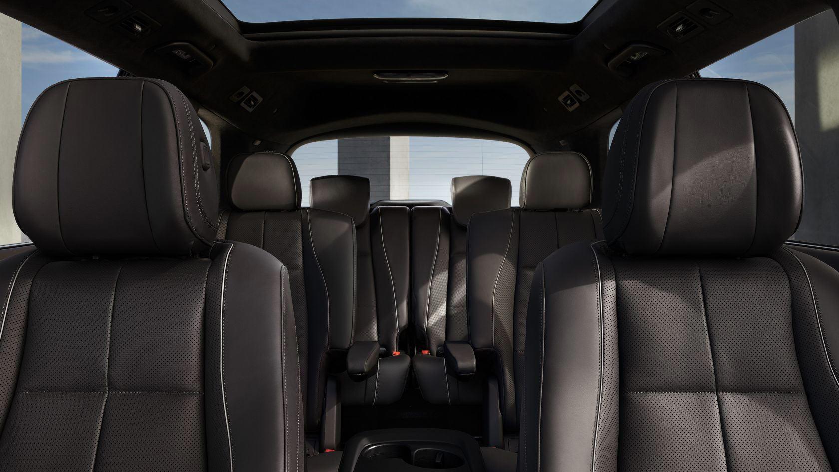 Les SUV Mercedes-Benz GLS et GLS 63 AMG