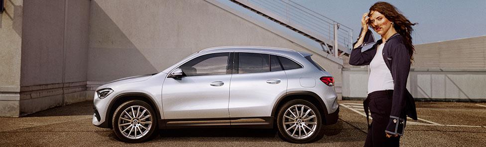 Le Mercedes-Benz GLA 2020