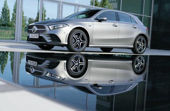 Mercedes Plug-in Hybride - Le plaisir de l'écoconduite