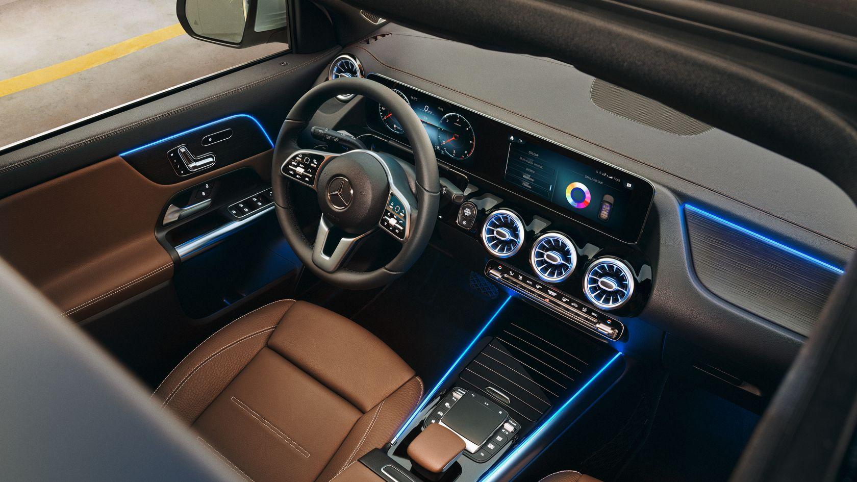 Le nouveau Mercedes-Benz GLA 2020