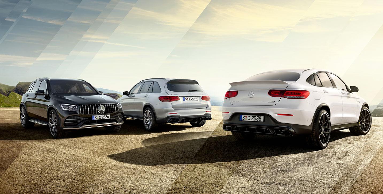 Leasing attractifs sur une sélection de Mercedes-AMG neuves