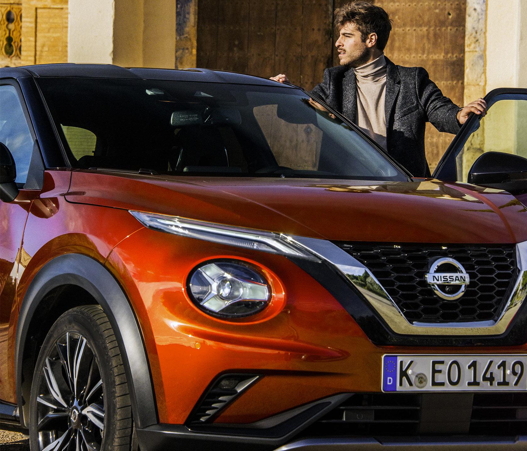 La Nissan Juke marque les esprits - Magazine Trajectoire