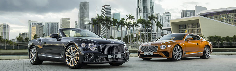 Bentley Continental GT V8 & GT V8 convertible