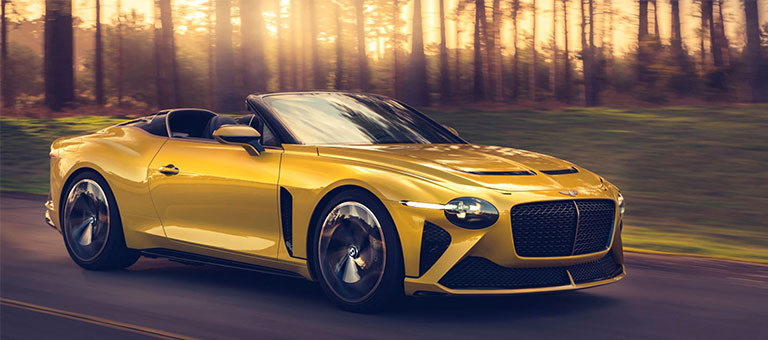 Bentley Bacalar, le roadster d'exception de Mulliner