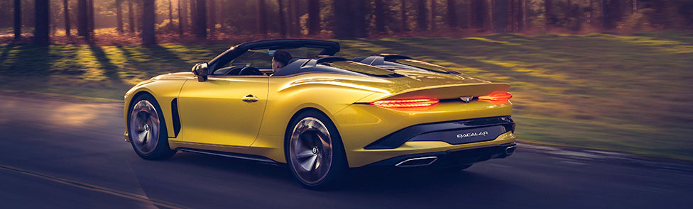Bentley Bacalar, le roadster d'exception de Mulliner