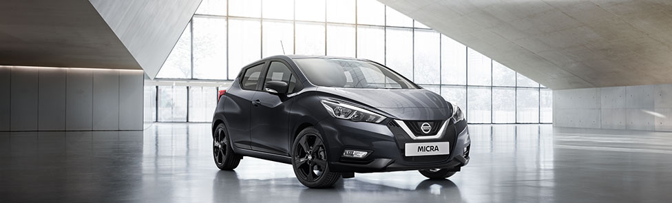 Nissan Micra N-Tech - Groupe Chevalley