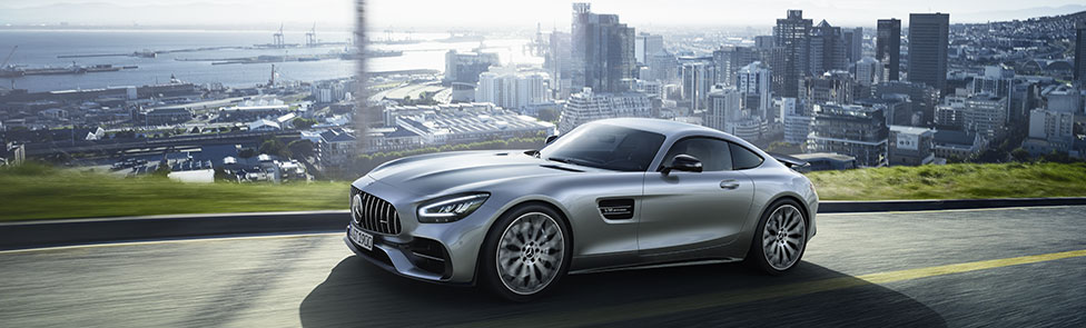 Mercedes-AMG GT Coupé - Groupe Chevalley