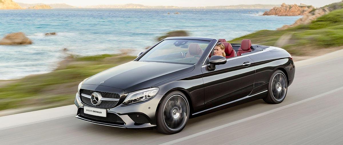 Les meilleurs cabriolets Mercedes-Benz