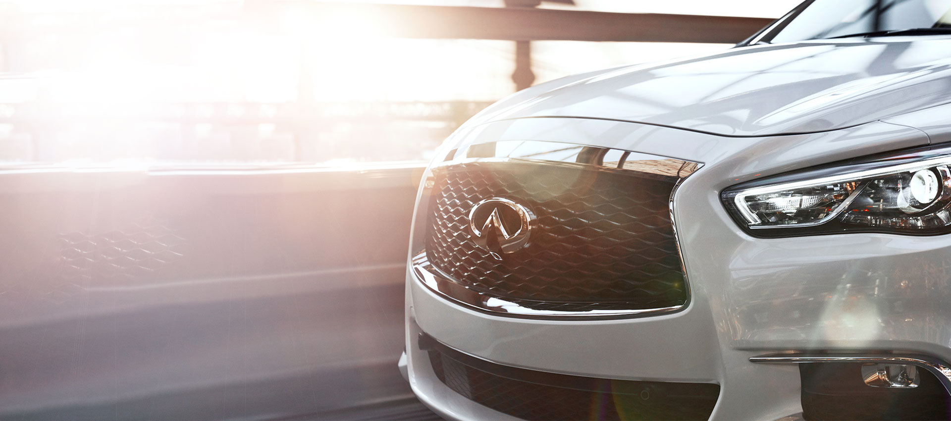 Check-up service & offres INFINITI
