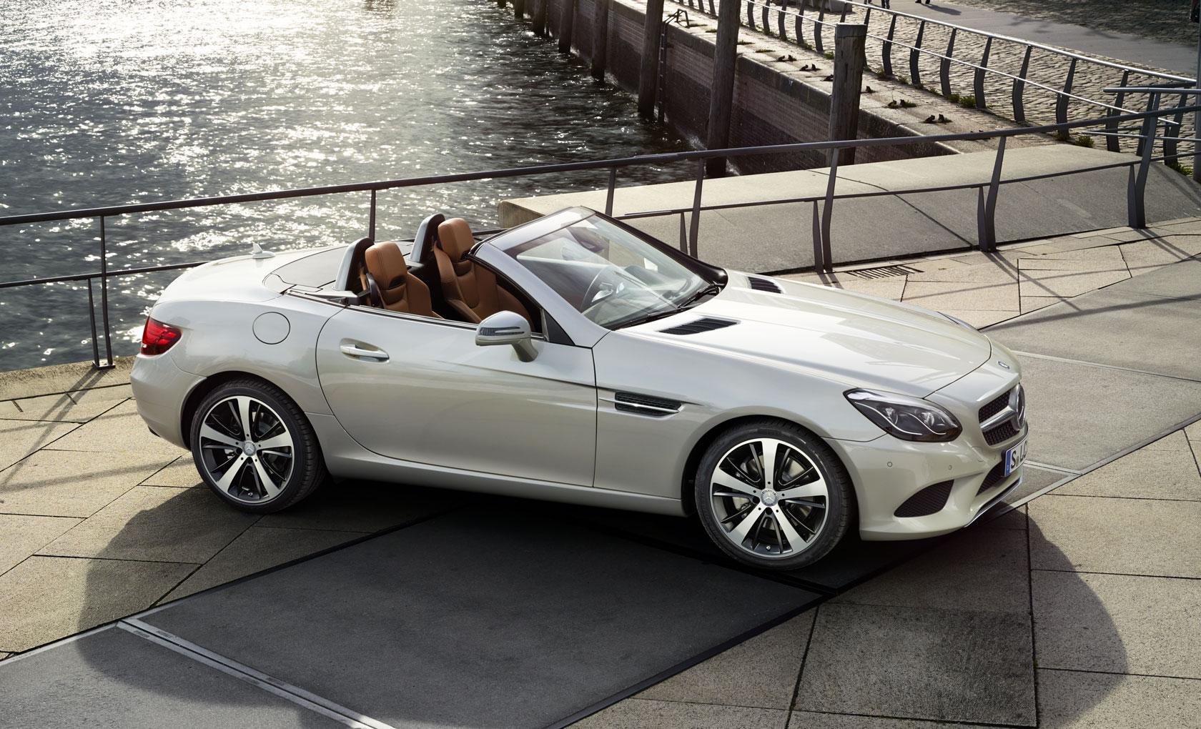 Les meilleurs cabriolets Mercedes-Benz pour l'été