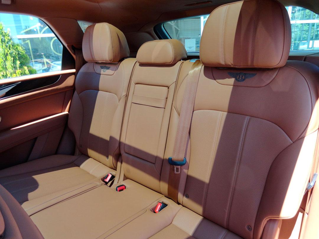 Offres Bentley Bentayga