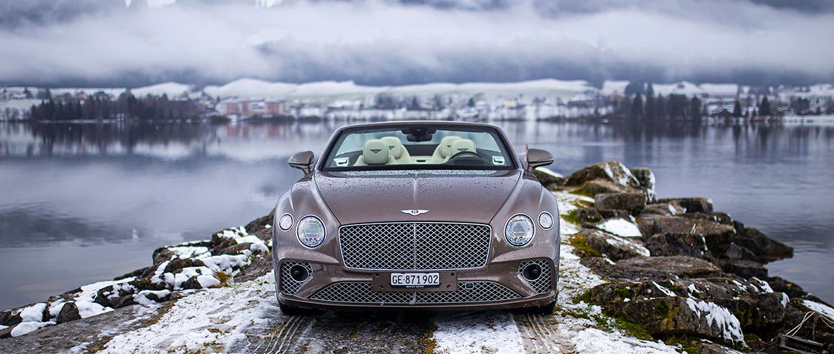 Bentley Continental GTC Lac