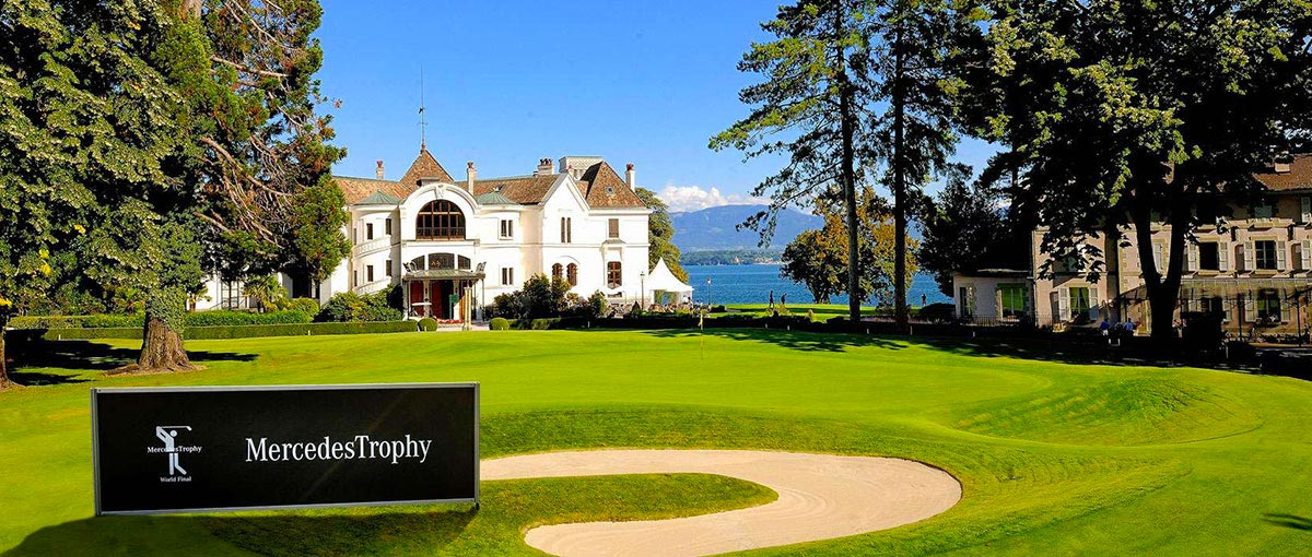 MercedesTrophy 2019-Golf Club du Domaine Impérial Gland