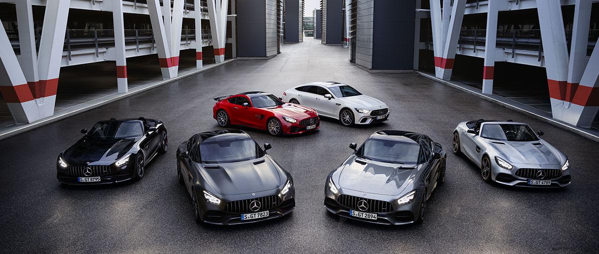 Mercedes-AMG, réalisez votre rêve en prenant le volant.