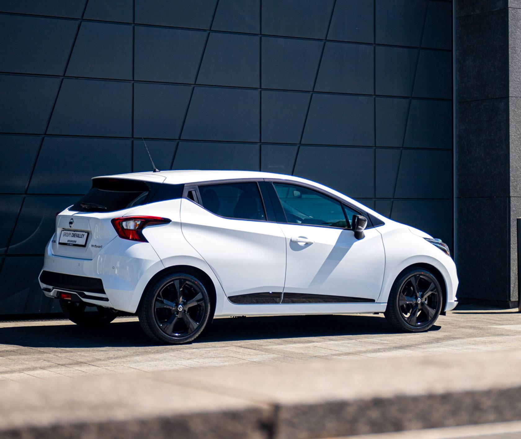 Plus sportive que jamais, la Nissan Micra est de retour