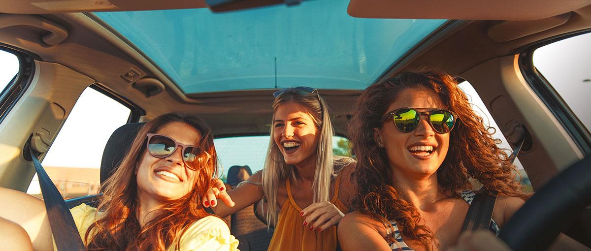 Journée filles 2020 Autos Carouge - Genève