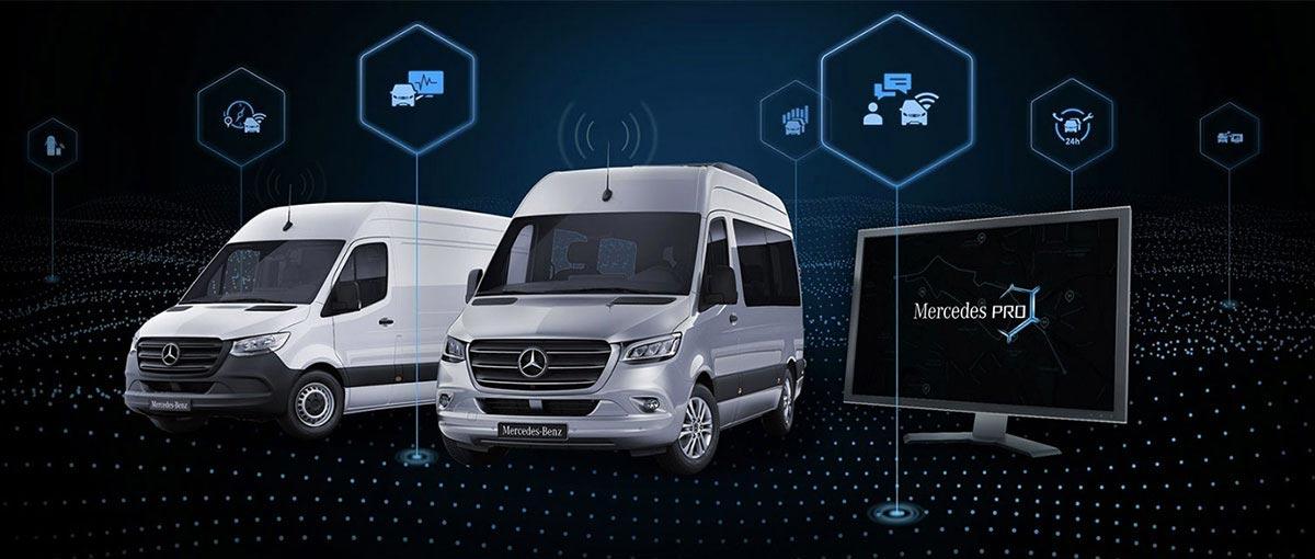 Mercedes-PRO-connect - Mercedes Utilitaire