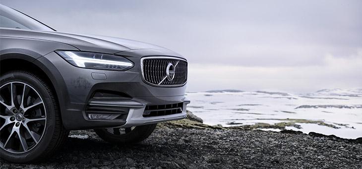 Offres sur la gamme de breaks Volvo
