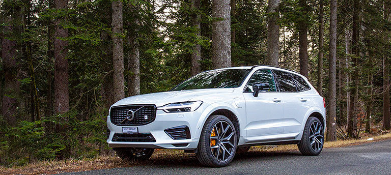 XC60 T8 Polestar Engineered plug-in hybrid