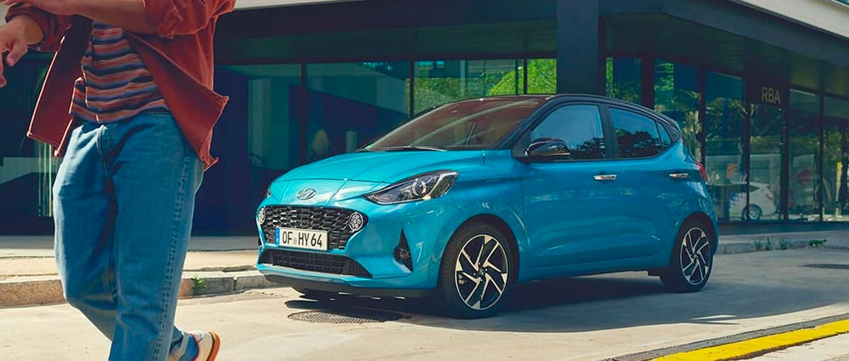 All-new Hyundai i10 - Groupe Chevalley