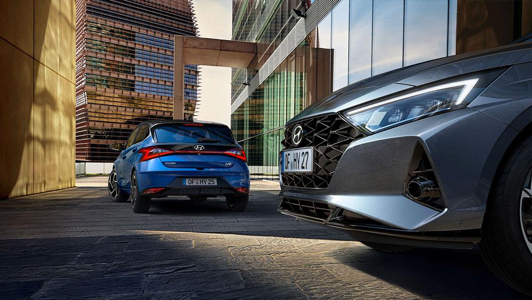 All New Hyundai i20