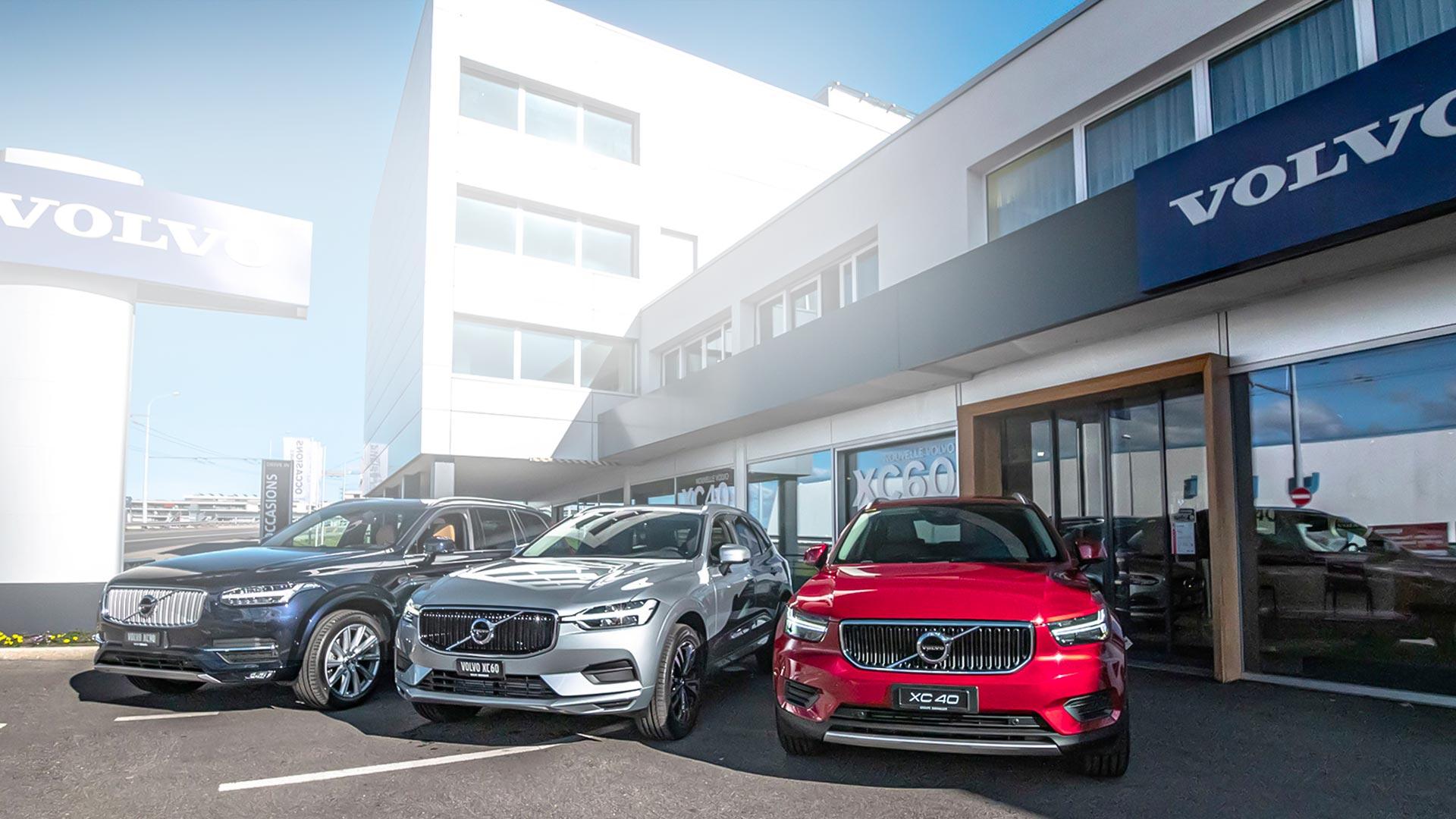 Garage Grimm Centre Vente et service Volvo Petit-Lancy