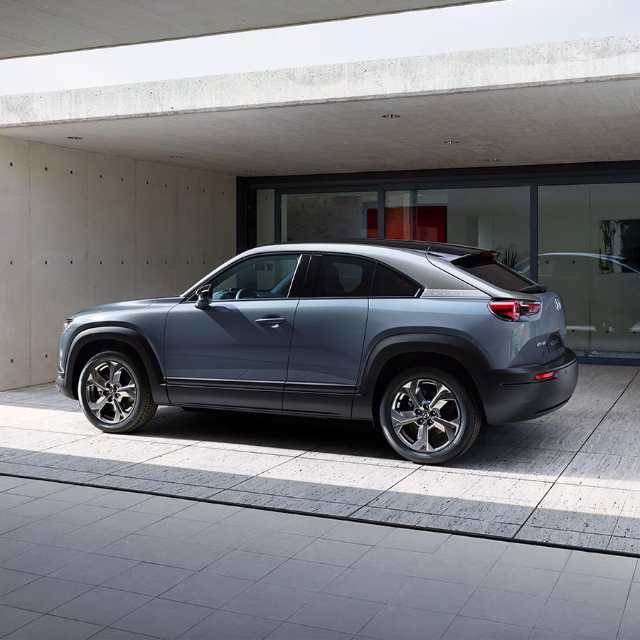 Leasing 1% sur le Mazda MX-30, 100% électrique