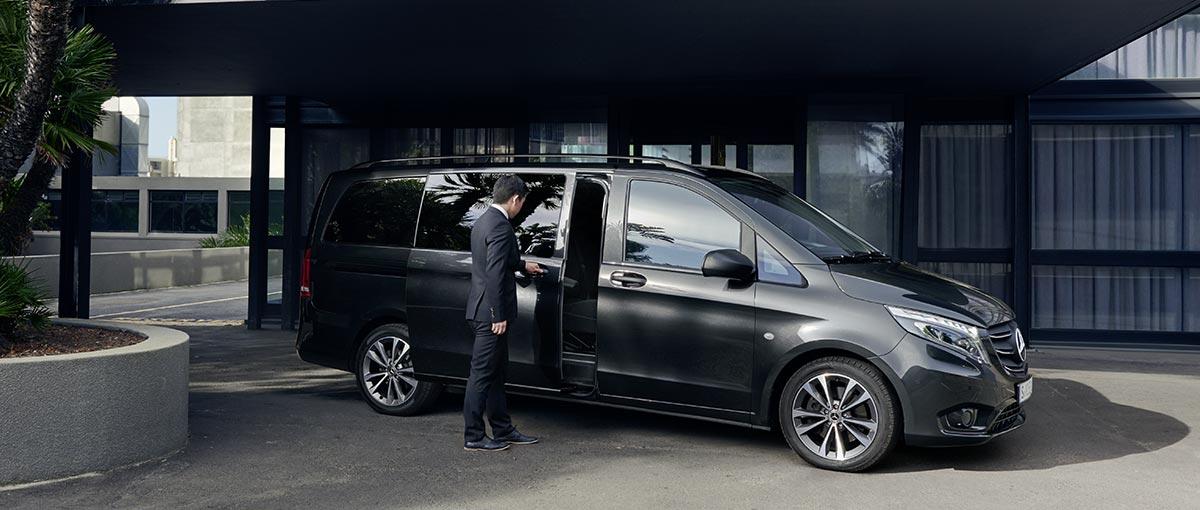 Mercedes Utilitaire Vito 2020