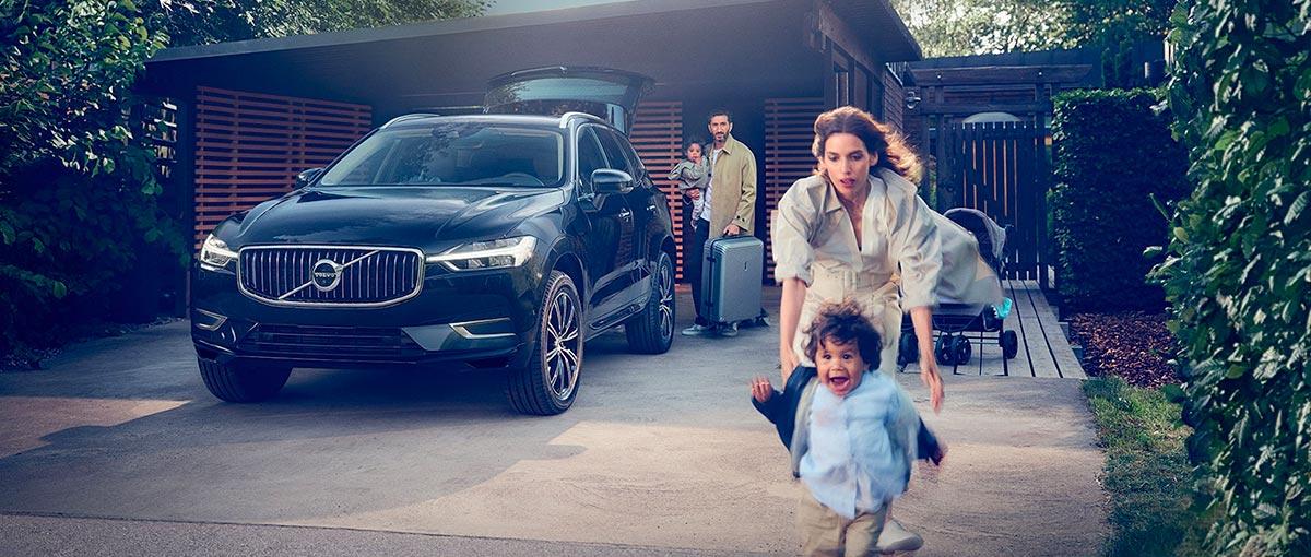 Volvo XC60 Prime Safety