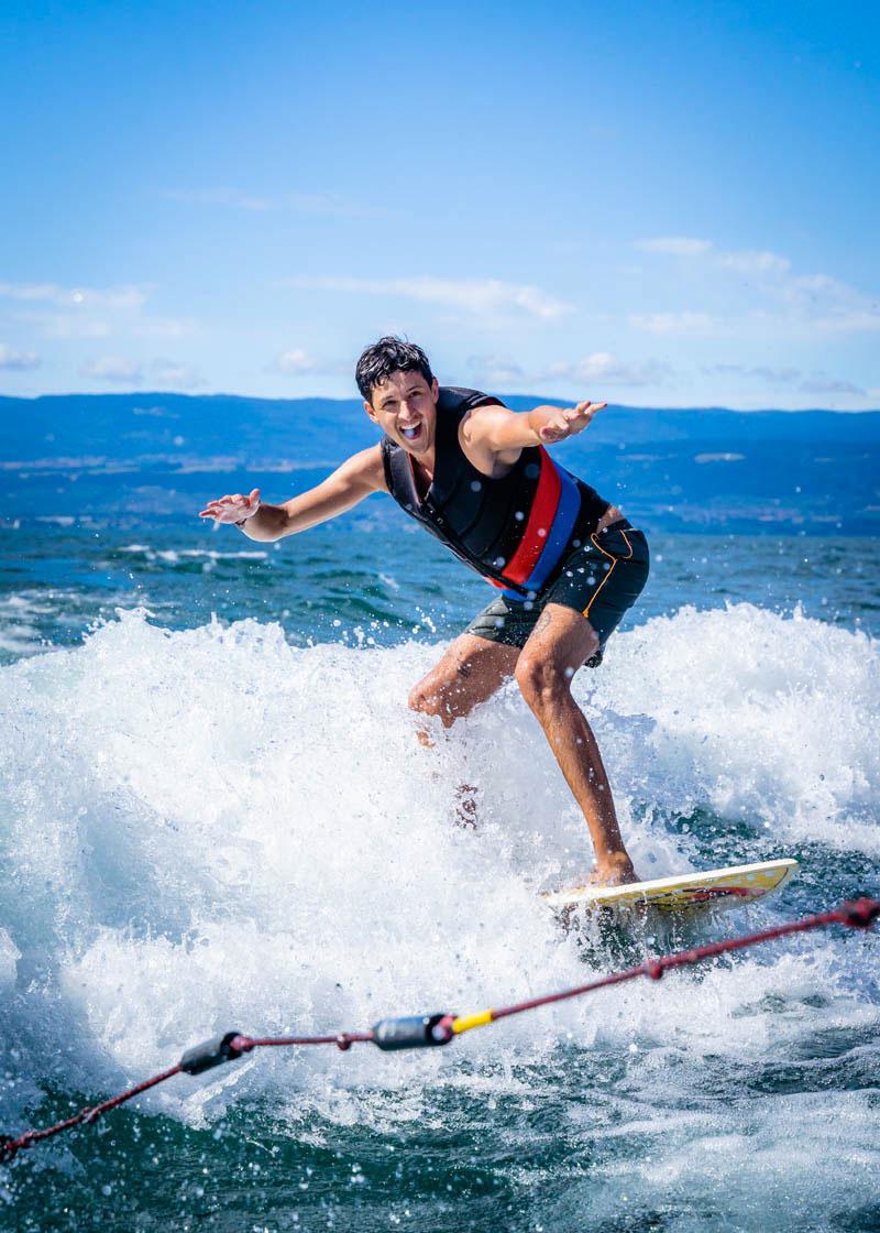 Surf & Golf Challenge, ils ont relevé le défi