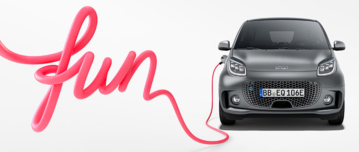 Offre smart EQ fortwo