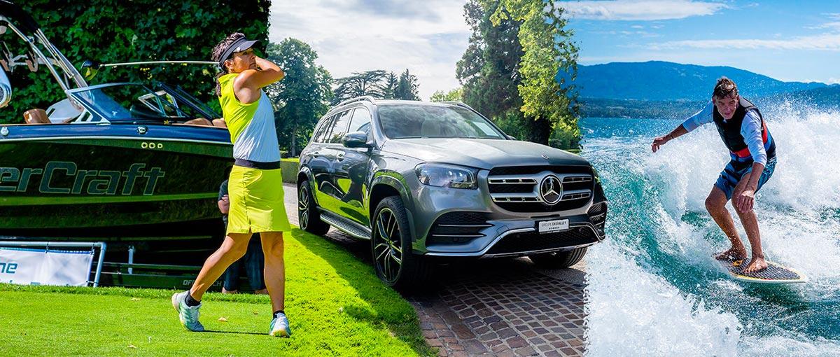 Surf & Golf Mercedes