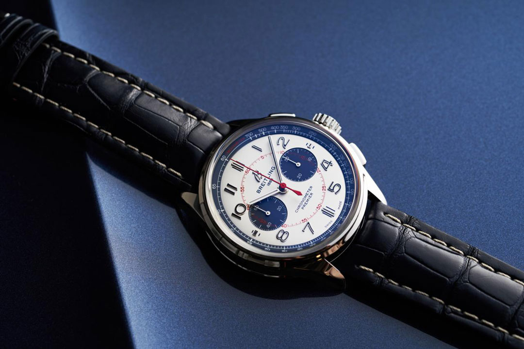 La Breitling Bentley Mulliner Premier Limited Edition