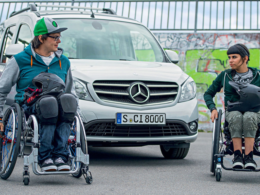 Votre Utilitaire Mercedes-Benz sur-mesure