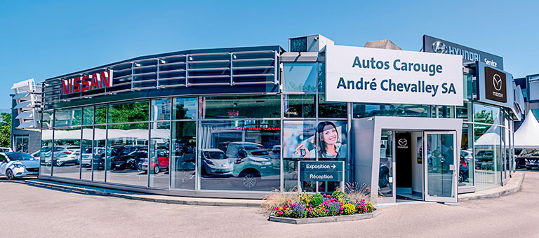 Garage Autos Carouge