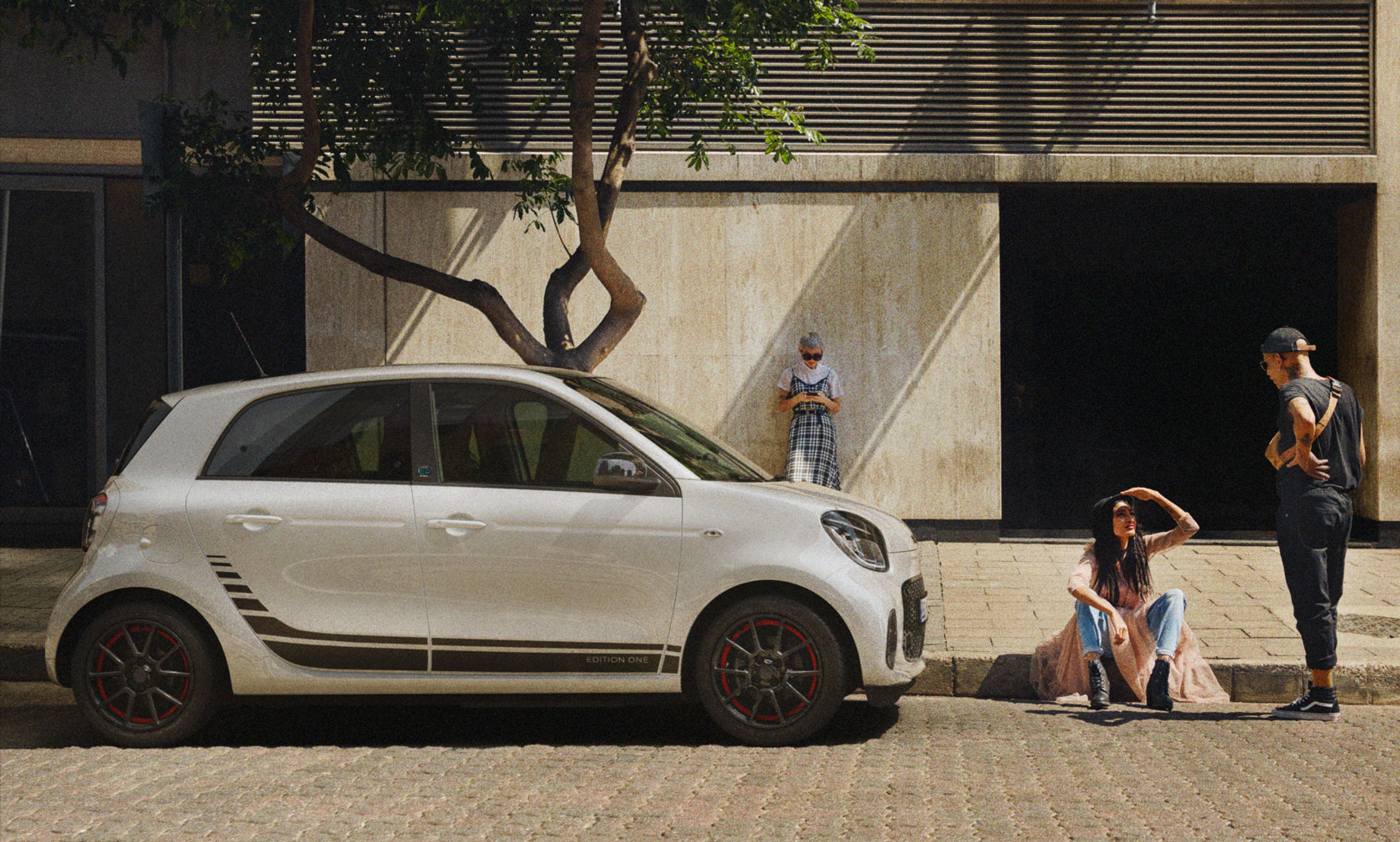 Offres smart EQ fortwo, fortwo cabrio et forfour