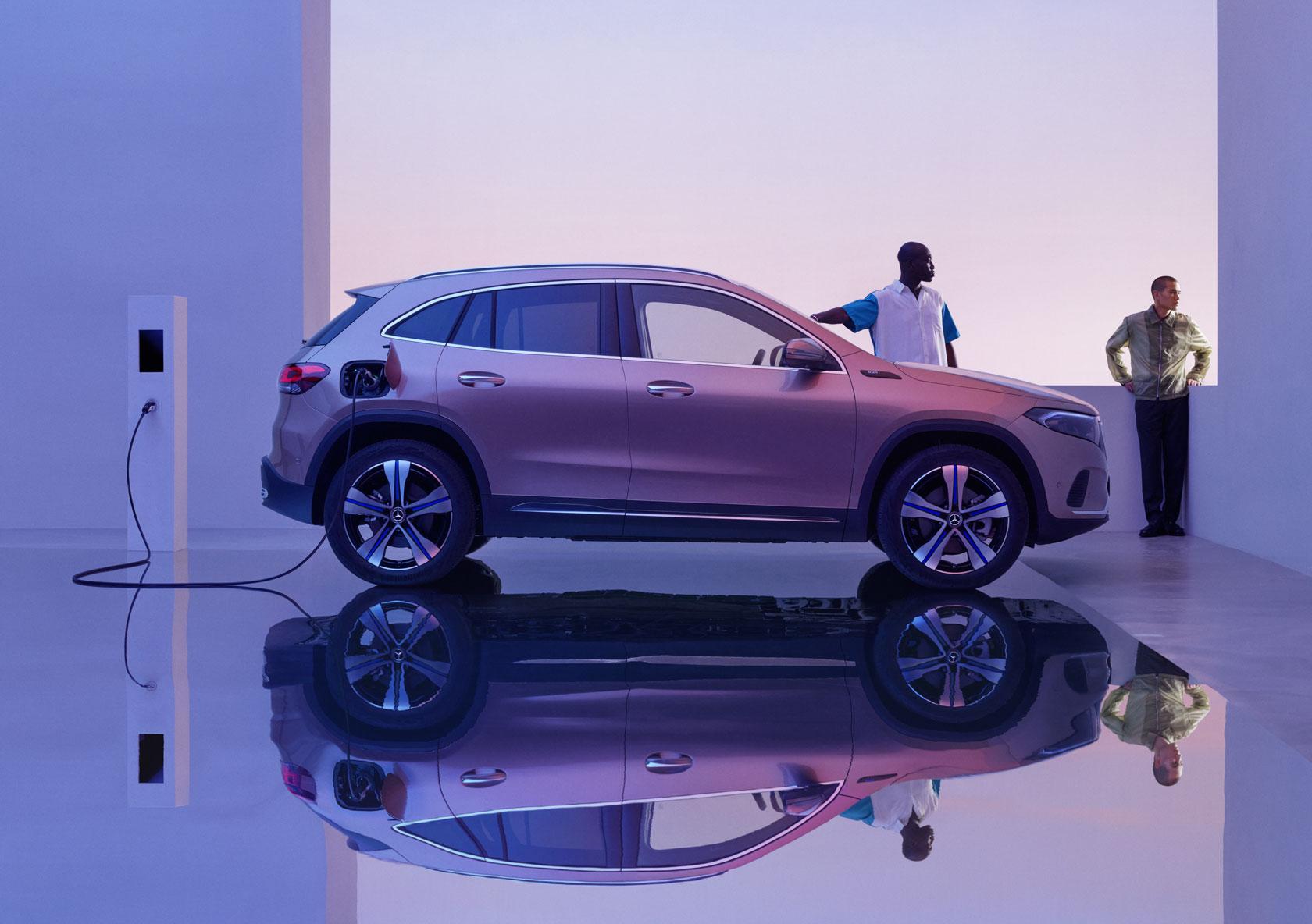 Offres Mercedes EQ électriques & hybrides