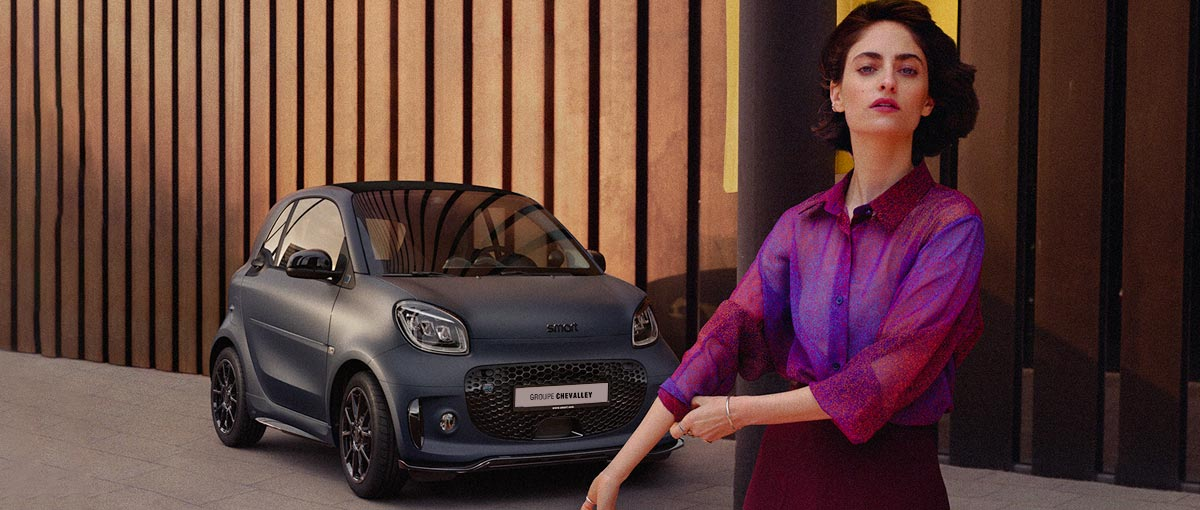 SmartEQ fortwo edition bluedawn