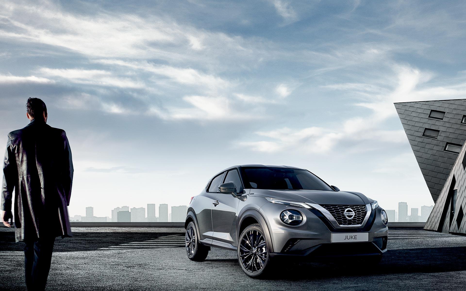 Nissan Juke Groupe Chevalley