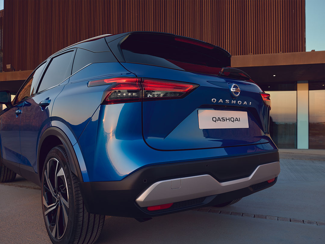 Nissan Qashqai- Le Crossover ultime