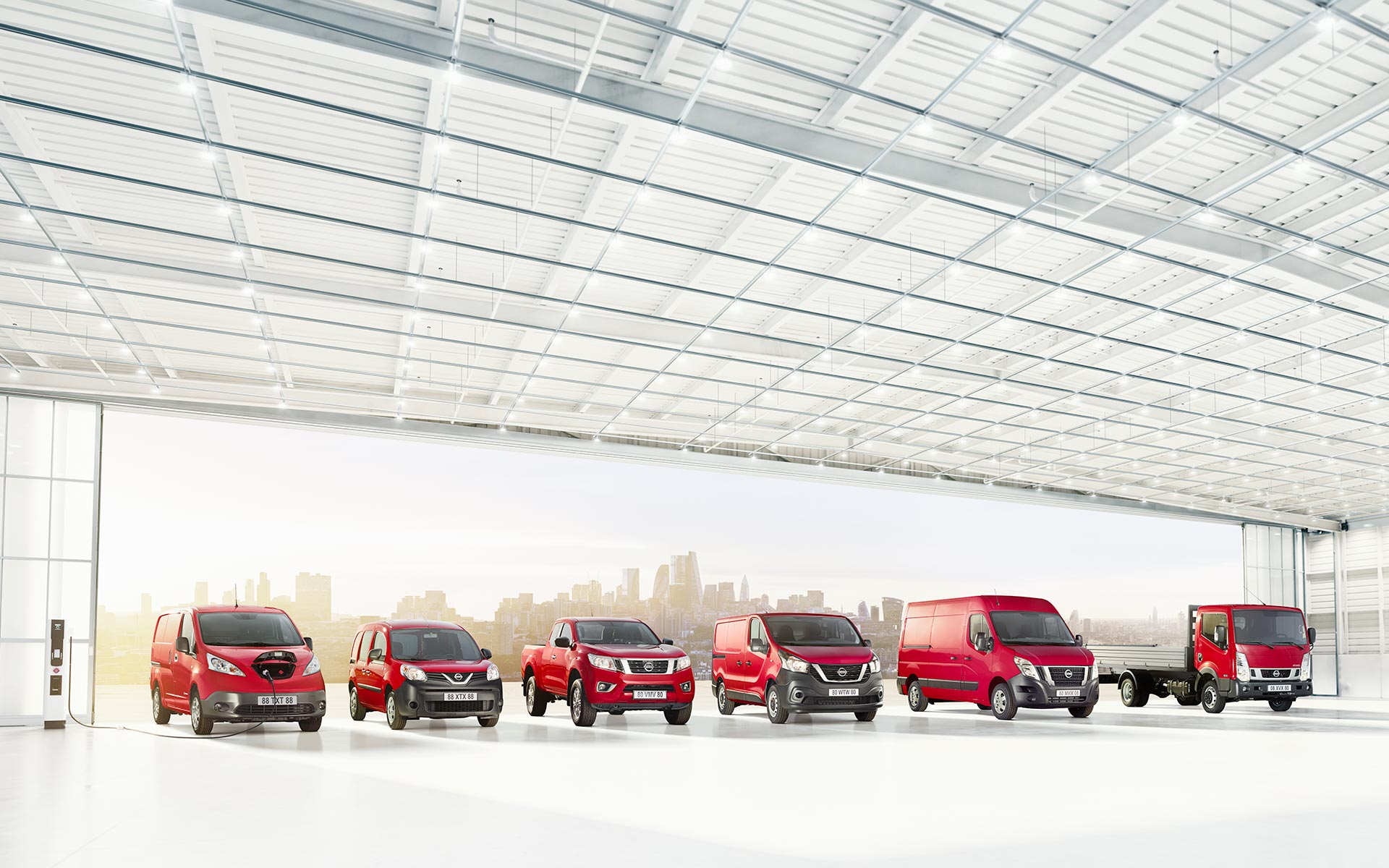 Gamme Nissan Utilitaires Groupe Chevalley