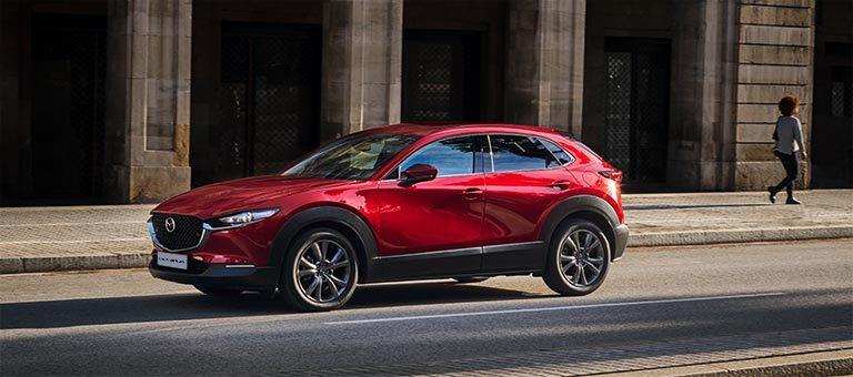 Mazda CX-30 pour CHF 199.-/mois