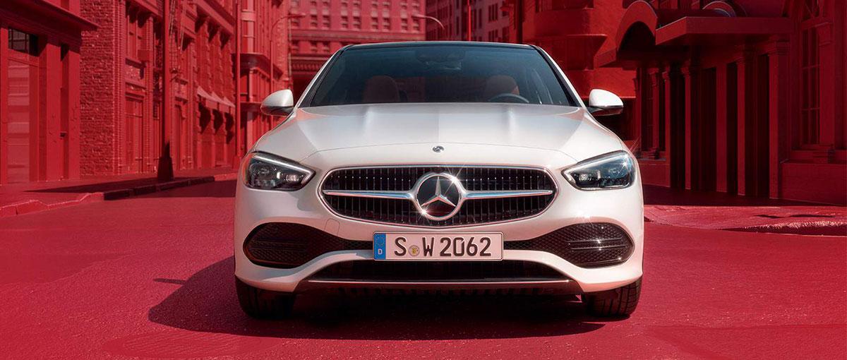 Mercedes Classe C Berline –  Un nouveau type de luxe