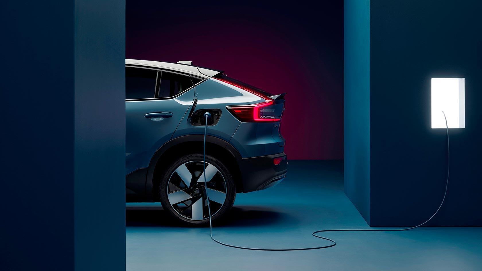 Volvo C40 Recharge Pure Electrique