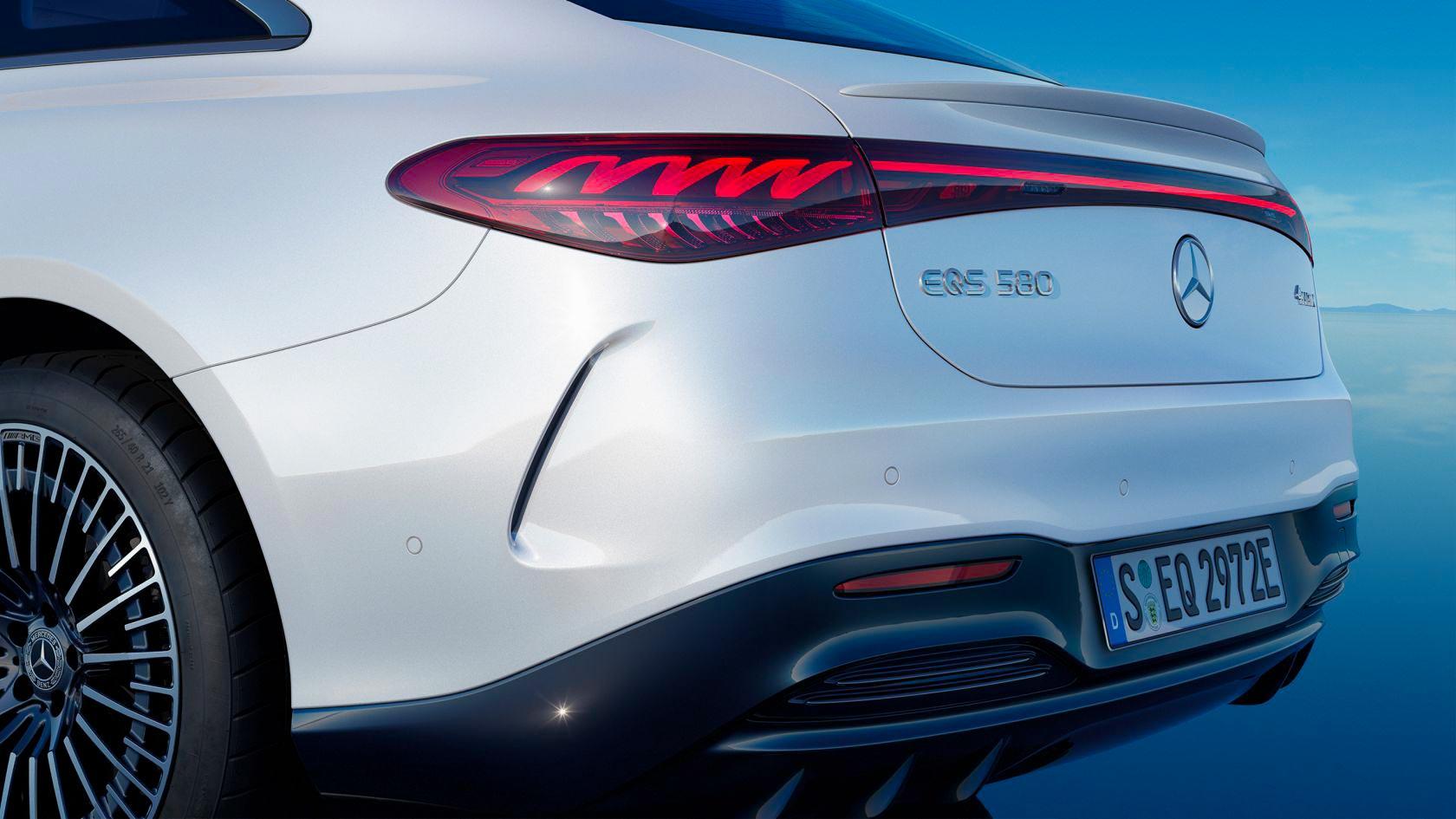 Nouvel EQS de Mercedes-EQ - This is for you, world