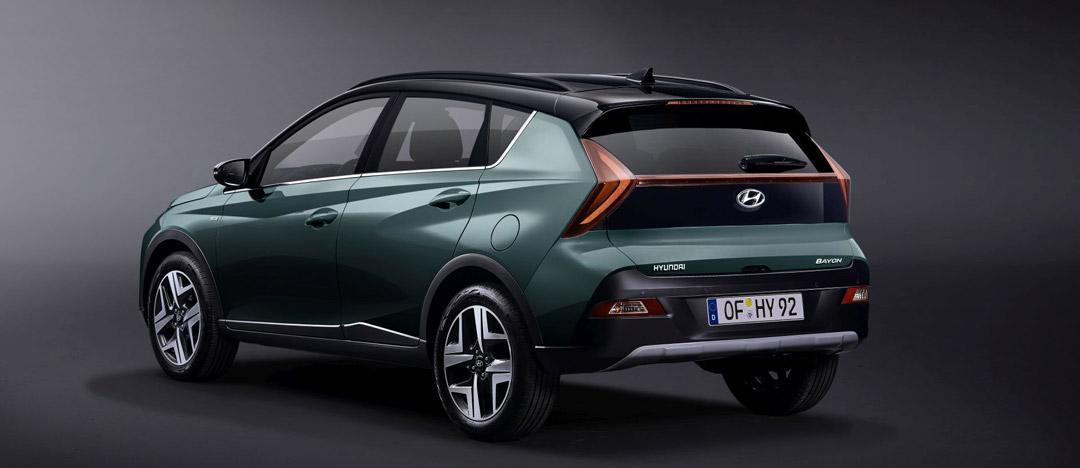 Hyundai -All-new BAYON