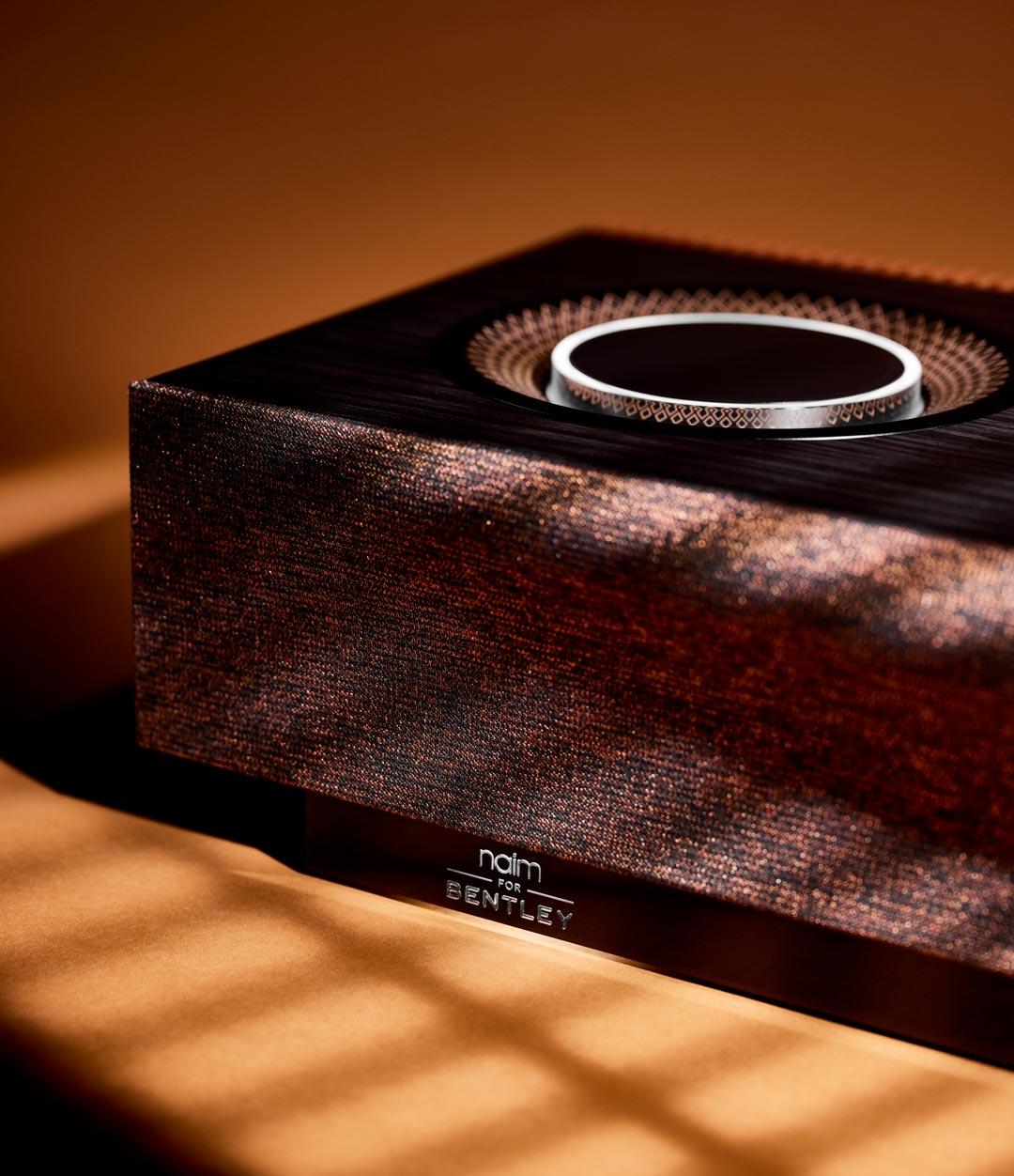 Naim & Focal for Bentley